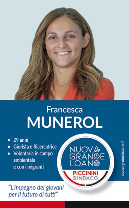 Nuova Grande Loano - Francesca Munerol
