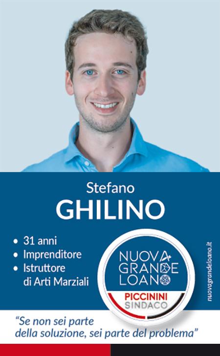 Nuova Grande Loano - Stafano Ghilino
