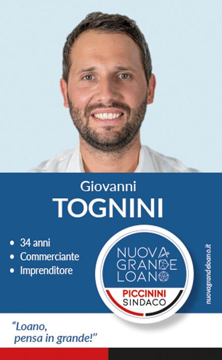 Nuova Grande Loano - Giovanni Tognini