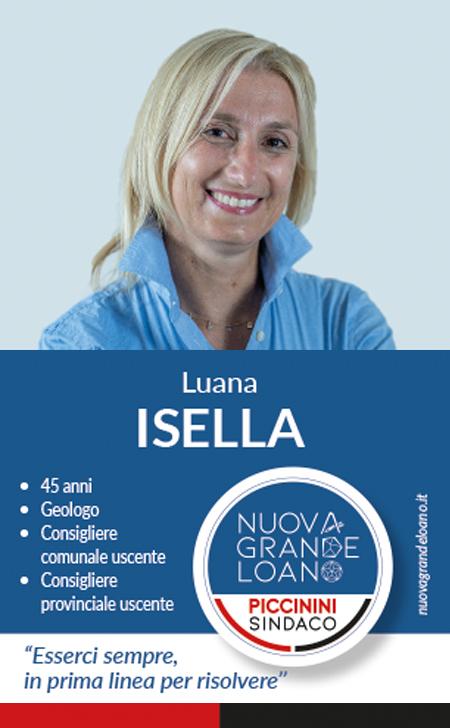 Nuova Grande Loano - Luana Isella