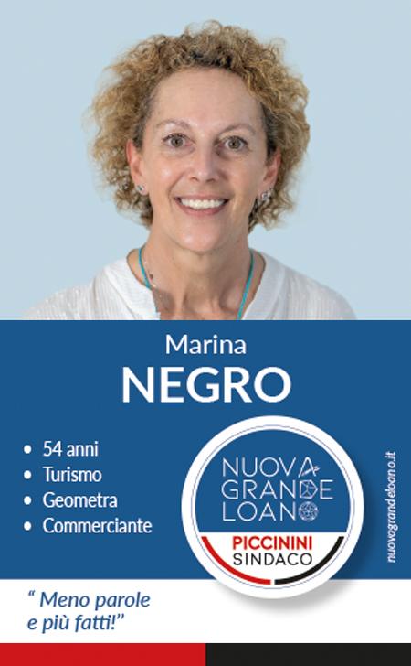 Nuova Grande Loano - Marina Negro