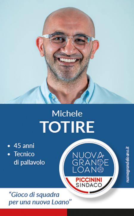 Nuova Grande Loano - Michele Totire