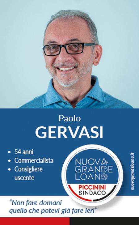 Nuova Grande Loano - Paolo Gervasi